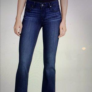 Paige 'Transcend Skyline Bootcut' Jeans in Valor